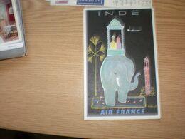 Air France  Inde - Advertising