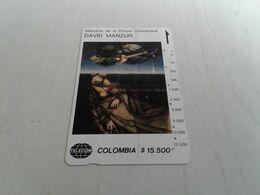 Colombia - Rare Magnetic Phonecard - Kolumbien