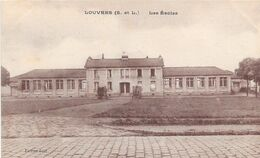 95 LOUVRES - Les Ecoles - Louvres