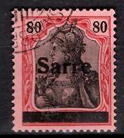 Sarre YT N° 16 Oblitéré. B/TB. A Saisir! - 1920-35 Société Des Nations