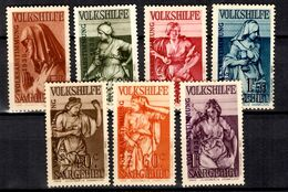 Sarre YT N° 189/195 Neufs *. B/TB. A Saisir! - 1920-35 Société Des Nations
