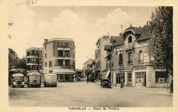 VIROFLAY - Place De Verdun - Viroflay