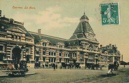 BELGIQUE : Tournai - La Gare - Tournai