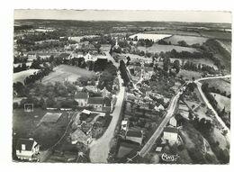 LOCARN VUE AERIENNE GENERALE   / Année 1950/60 - Cp  ECRITE - Frankreich