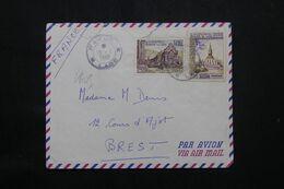 LAOS - Enveloppe De Pakse Pour La France - L 69762 - Laos