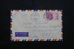 LAOS - Enveloppe De Vientiane Pour La France En 1959 - L 69765 - Laos