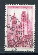 "FRANCE -  ROUEN - N° Yvert 1129 Obli. CACHET ROND PERLÉ  DE ""TOSSIAT"" - 1921-1960: Période Moderne"