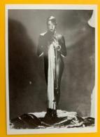 12817 -  Josephine Baker 1930 Photo George Hoyningen-HueneEdition Fotofolio Newy York 1979 - Musica E Musicisti