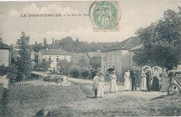 88) LE VOID-D'ESCLES : La Rue Du Pont - Frankreich