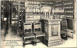 75 - 10e - Pharmacie De La Renaissance J. Duputel 31 Rue Du Faubourg St Martin - District 10