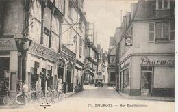 18 Bourges. Rue Bourbonnoux - Bourges