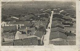 X116717 CATALUNYA BARCELONA PROVINCIA ALTO PENEDES SAN CUGAT SASGARRIGAS SAN CUGAT SESGARRIGUES VISTA PARCIAL - Barcelona