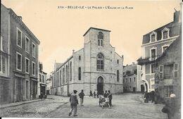 Quiberon - Belle Ile - Le Palais -   Eglise - Non Voyagé - - Quiberon