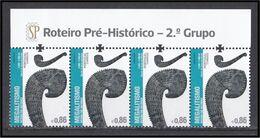 Portugal 2020 Roteiro Pré Histórico 2º Grupo Megalitico Báculo Prehistoric Route  Préhistorique Megalithic Archeology - Arqueología