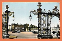 A160 / 581 54 - NANCY - Place Stanislas - Grilles De Jean Lamour - Francia