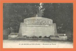A161 / 415 85 - LA ROCHE SUR YON - Monument Aux Morts - France