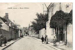 INGRE (Loiret) - Route D'Orléans - Sonstige Gemeinden