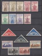 1930 SERIE DESCUBRIMIENTO PRECIOSA SERIE USADA. LEER DESCRIPCIÓN. 143 € - Gebraucht