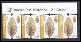 Portugal 2020 Roteiro Pré Histórico 2º Grupo Paleolítico Prehistoric Route  Préhistorique Paleolithic Archeology - Arqueología