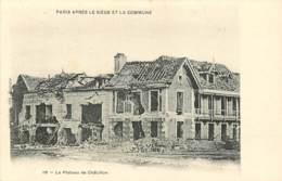 75 , PARIS Apres Le Siege De La Commune , Serie De 20 Cartes Postale  , * 383 35 - Otros