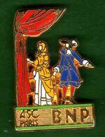 Pin's  BNP ASC Paris Théatre Zamac  Ballard - Pin's & Anstecknadeln