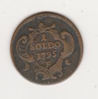 1 SOLDO 1795 COMTE DE GORIZIA ET GRADISCA - CUIVRE - Napoleonic