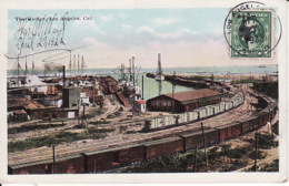 264730Los Angeles, The Harbor 1922 (See Corners) - Los Angeles