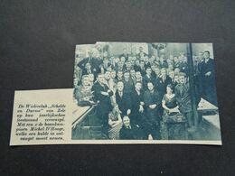 """Origineel Knipsel ( 6246 ) Uit Tijdschrift """"  De Stad """" 1936 :   Zele - Sin Clasificación"""