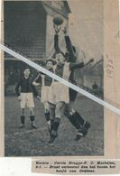 VOETBALSPORT..1935.. CERCLE BRUGGE - F.C. MECHELEN / BRAET / DIDDENS - Non Classés