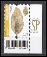 Portugal 2020 Roteiro Pré Histórico 2º Grupo Paleolítico Prehistoric Route  Préhistorique Paleolithic Archeology Biface - Arqueología