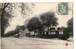 ARCUEIL-CACHAN - Station De La Croix D'Arcueil - L'Arpajonnais - Arcueil