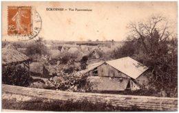 28 ECROSNES - Vue Panoramique - Frankrijk