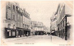 28 CHARTRES - Entrée De Ville - Chartres