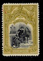 ! ! Portugal - 1926 1st Independence 50 C - Af. 373 - MH - Nuovi