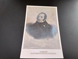 CPA. G.ROSSINI.  ( J.205) - Cantanti E Musicisti