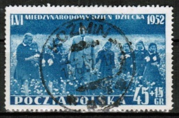 PL 1952 MI 745 USED - Used Stamps