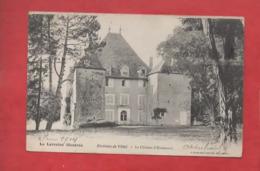 CPA - La Lorraine Illustrée - Environs De Vittel - Le Château D'Houécourt - Andere Gemeenten