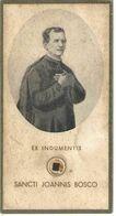 San Giovanni Bosco - Reliquia - Reliquie - Relic - Relique - B.7 - Devotion Images