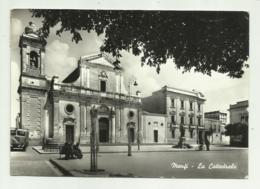 MENFI - LA CATTEDRALE VIAGGIATA   FG - Agrigento