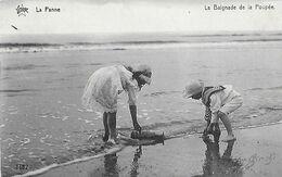 Belgique - La PANNE - Flandres - Le Bain Et La Poupée - Autres
