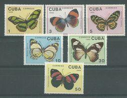 200036329  CUBA  YVERT    Nº  2914/9  **/MNH - Ongebruikt