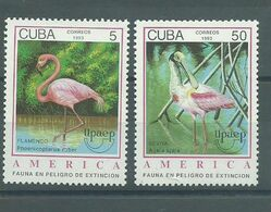 200036331  CUBA  YVERT    Nº  3323/4  **/MNH - Ongebruikt