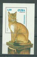 200036333  CUBA  YVERT    HB  Nº  138  **/MNH - Blokken & Velletjes
