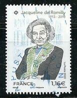 FRANCIA 2020 - Jacqueline De Romilly - Gebraucht