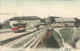 002490 - JAPAN - TOKYO - OCYANOMIDU - TEXT IN ESPERANTO - 1909 - Tokio