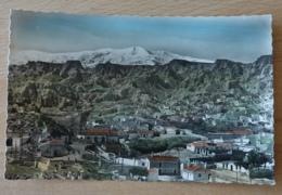 Guadix Sierra Nevada Caves Cuevas Spanien - Granada