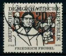 DDR 1957 Nr 565 Gestempelt X8BE9DA - [6] República Democrática