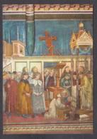 PG242/ GIOTTO, *Saint François Célèbre à Greccio Le Mystère De Noël*, Assisi, Basilica Di S. Francesco - Paintings