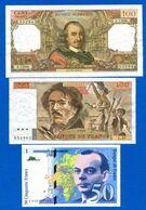 France  3  Billets - Non Classificati