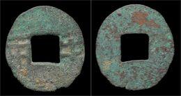 China Qin Dynasty Eastern Zhou Dynasty Warring State Period AE 4 Zhu Ban Liang - Cina